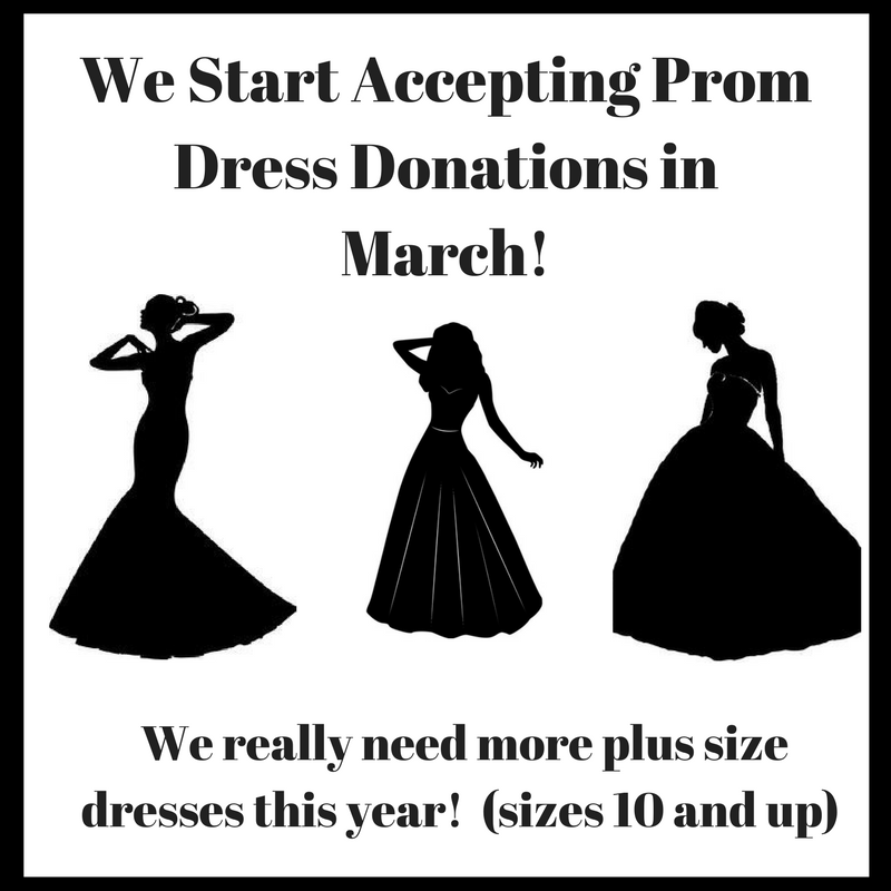 Argyle Free Library Starts Accepting Prom Dress Donations in March! (1)