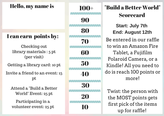 Build a Better World Scorecard