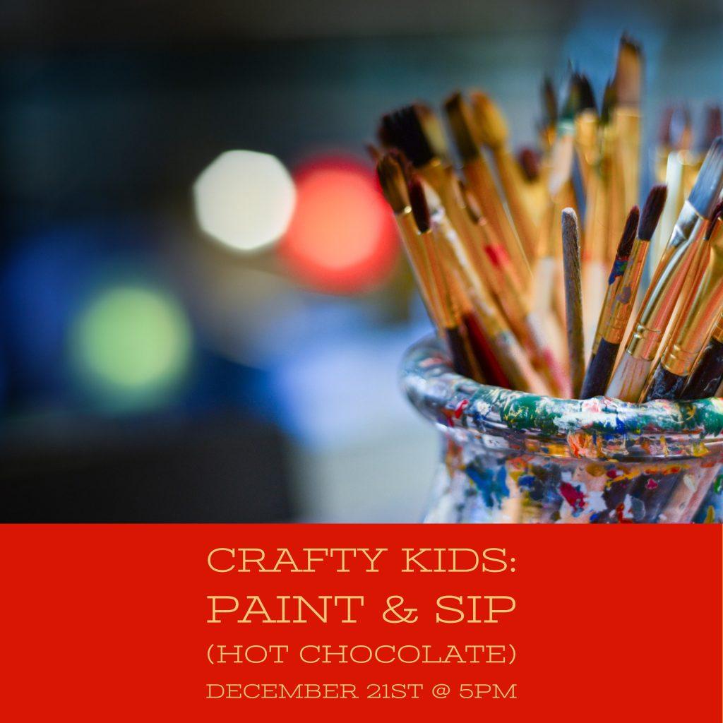 Paint & Sip Hot Chocolate